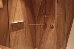 Piatto doccia in marmo Thassos