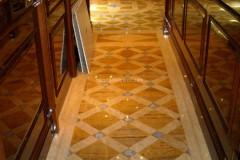 Corridoio adiacente al foyer