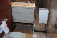 Bagno e lavabo in pietra Silk Georgette
