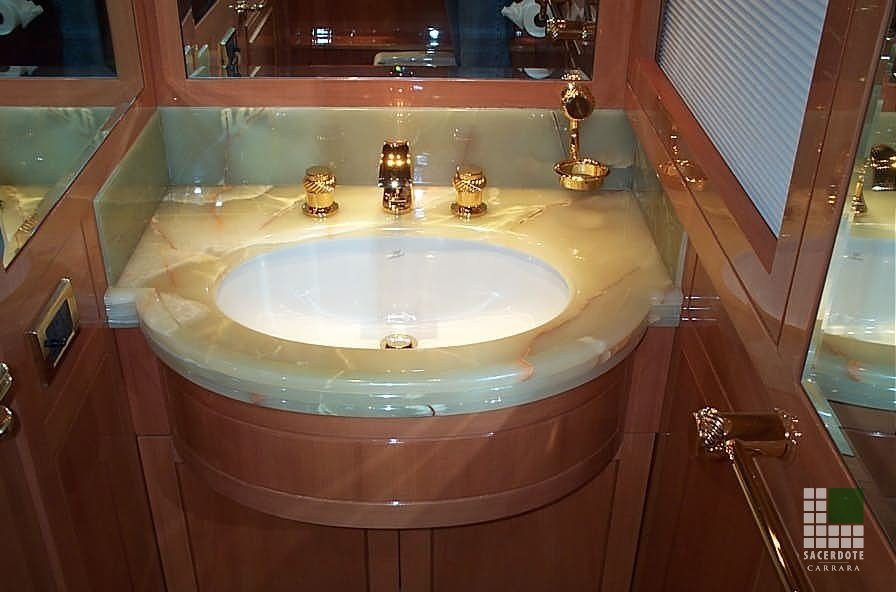 Marmi Per Bagno: Idee archivi bagno. Lavorazione marmo e granito prato guarducci mario.