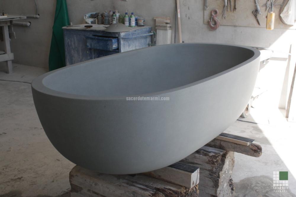 Vasca Da Bagno Marmo : Vasche in marmo sacerdote marmi carrara lavorazione marmo