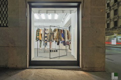 Boutique MSGM a Milano