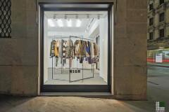 Boutique MSGM in Mailand