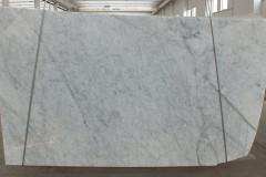Lastre in marmo Bianco Carrara C - 2