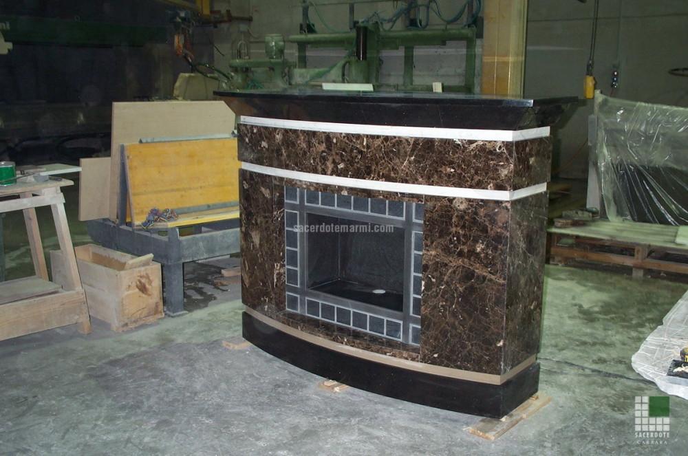 Kamine und tische aus marmor sacerdote marmi carrara for Carrara marmor tisch