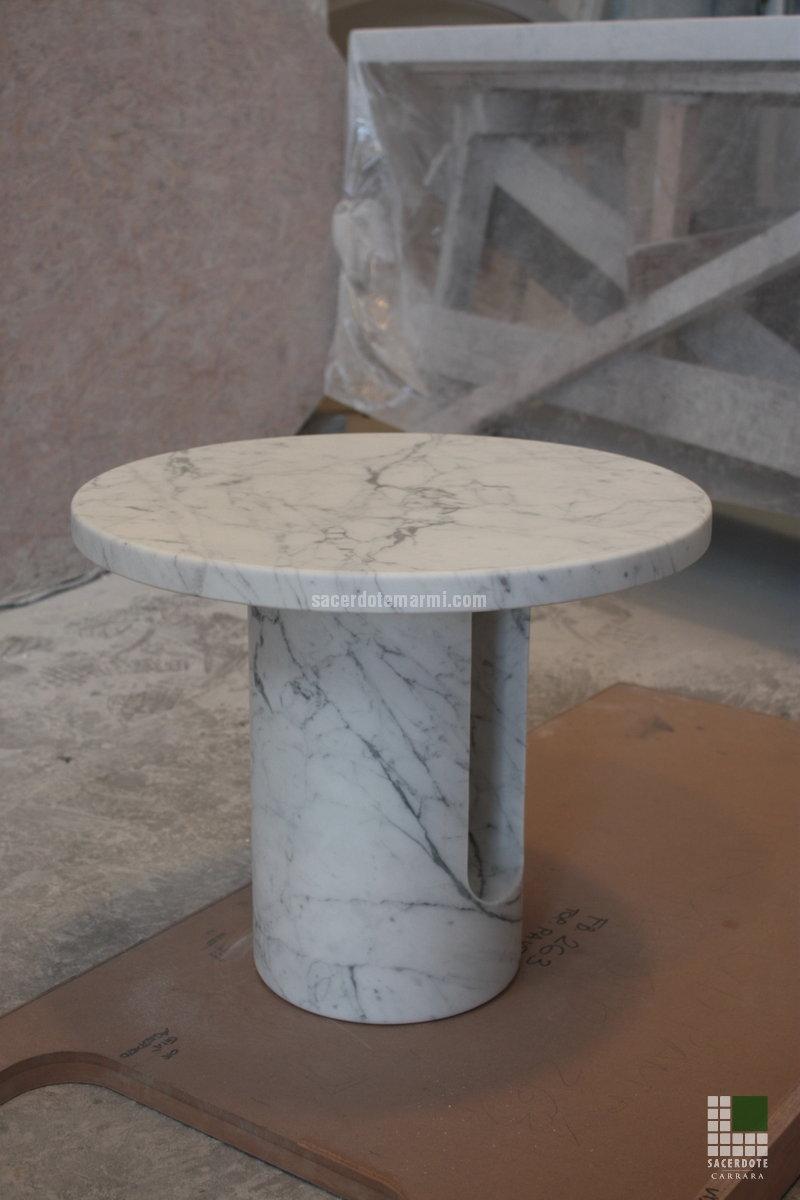 Eccezionale Camini e tavoli in marmo - SACERDOTE MARMI - Carrara - Lavorazione  AS72