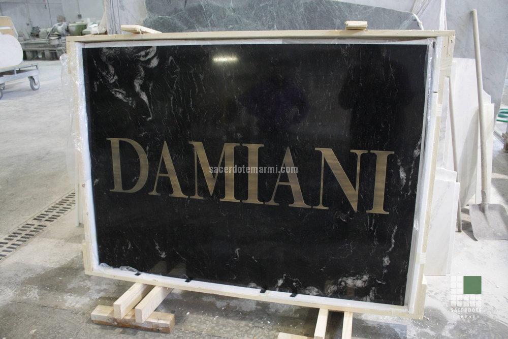 Sacerdote Marmi pour Damiani Gioielli