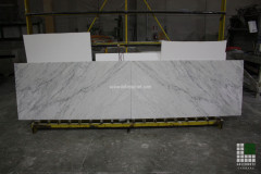 Marble panels without the back light