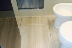 Rivestimento pavimenti in Silk Georgette
