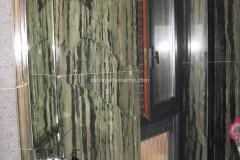 Rivestimento pareti in Verde Bamboo