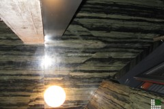 Rivestimento in marmo Verde Bamboo