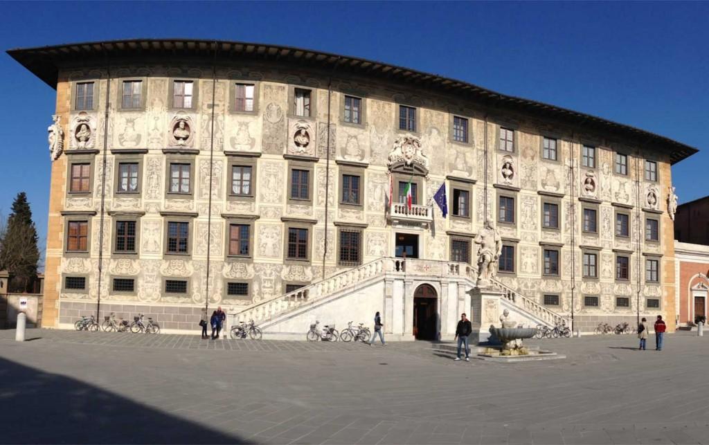 Palazzo della Carovana - Pisa