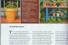 Article sur le magazine GARDENIA
